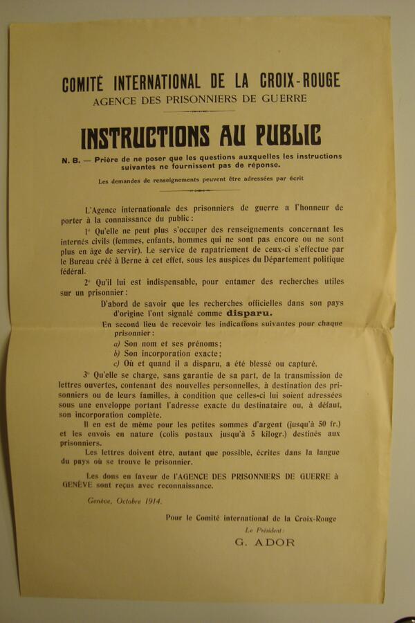 @CICR_fr comme ce document de l'AIPG en 1914  #archives,  #ArchivesDay #WW1 #ww1archives http://t.co/jqwGa7I4y4