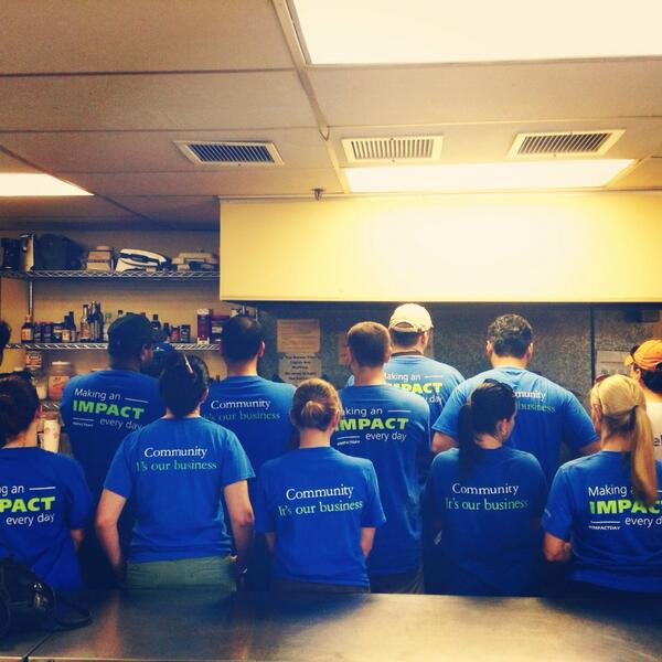 Thanks to @DeloitteUS volunteers for their #IMPACTday at El Sol. We are forever grateful for their hard work! http://t.co/SM5h4lr2X4