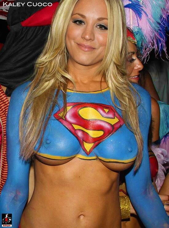 super girl cum
