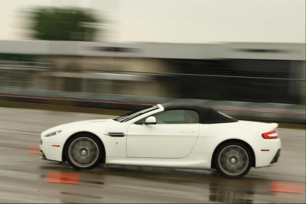Aston Martin On Twitter Great Images From The Track Day At Our - Aston martin troy