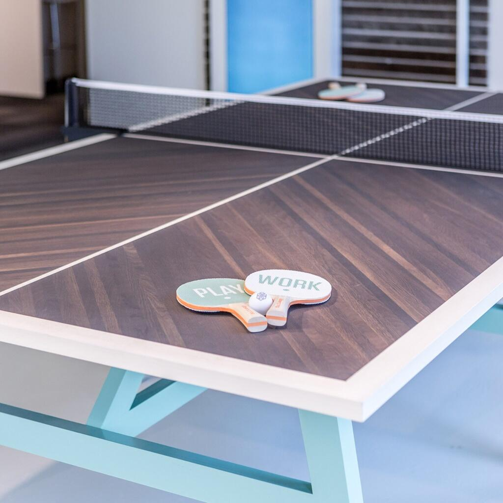 """OFS Brands On Twitter: """"Riff Ping Pong Table By OFS"""