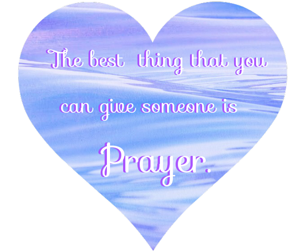 The best thing that you can give someone is Prayer.  #prayer #pray #praying #holyspirit #angels #god http://t.co/RWxRvyPfWG