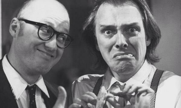 So upset. Truly awful news. Rest in peace Rik Mayall cause havoc x http://t.co/17tbWjhjJ2