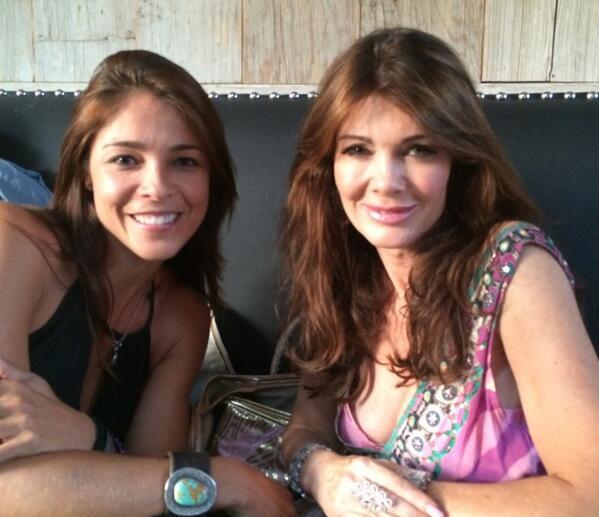 @LisaVanderpump I had a wonderful time at Pump! Great atmosphere & beautiful people. #Pump #FernandaFitness http://t.co/hGCtNTerop