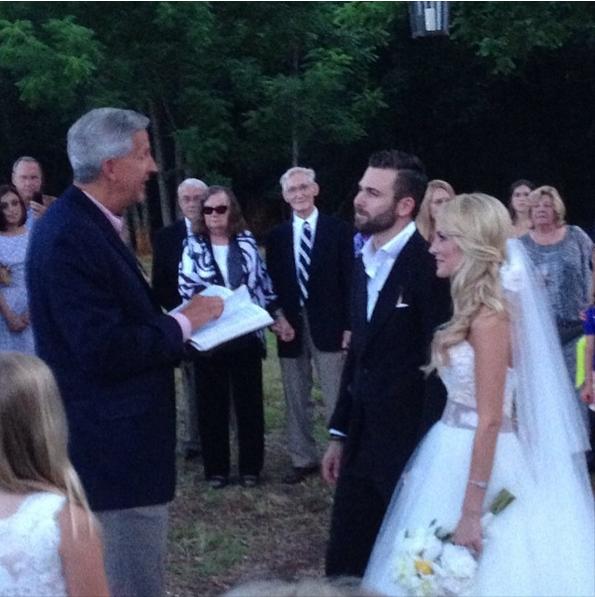 "Emily Maynard Wedding: The Knot On Twitter: ""Emily Maynard Got Married Over The"
