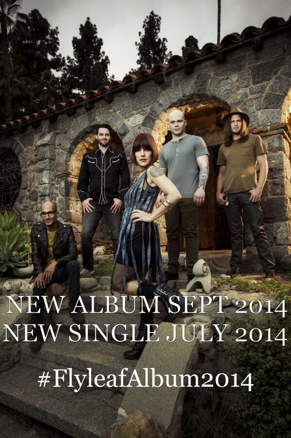 It's coming soon! #FlyleafAlbum2014 http://t.co/8meSV0Tau9