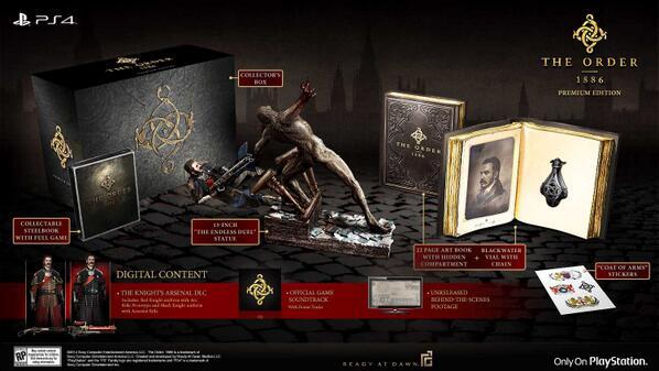 The Order 1886 Premium Edition