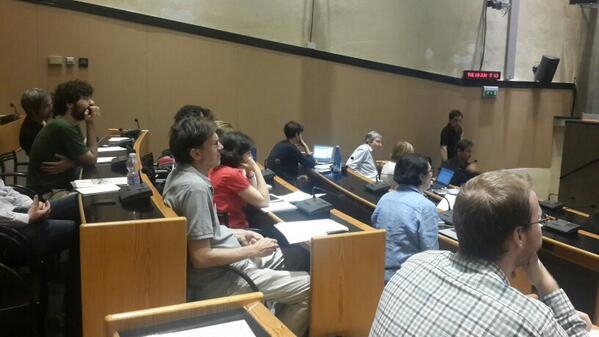 Montenegro, Mozambique, Brasil, Inglaterra, Rusia y más tienen representantes en el #EISSJ2014. Tb Costa Rica :-) http://t.co/vq3Pzz7PD6
