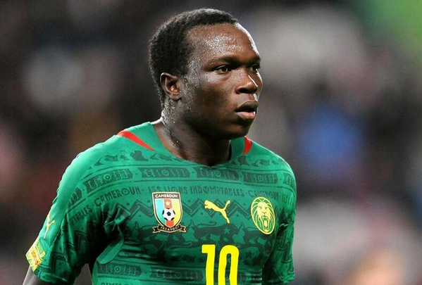 Chelsea linked with €5m move for Lorient striker Vincent Aboubakar [LEquipe]