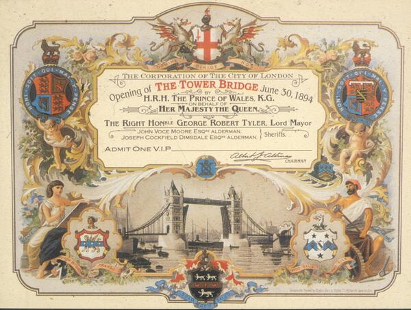 You're invited to Tower Bridge's 120th Birthday bash! RT and favourite to be one of the lucky winners! http://t.co/OenLtr38vL