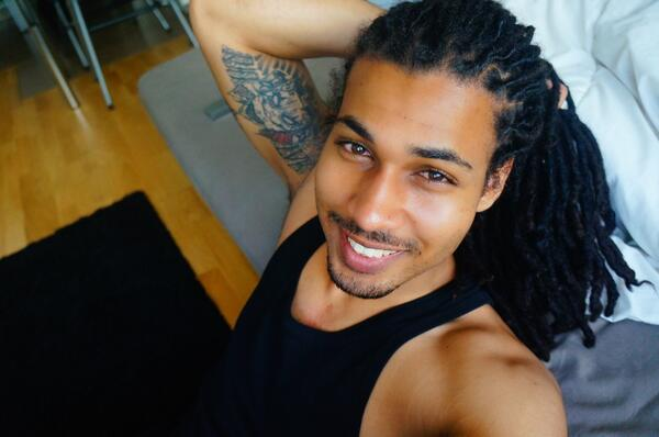Black men with dreads gay sex
