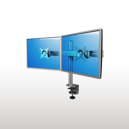 Dataflex #monitorarmen in alle vormen en kleuren. €109 ex. U kunt er alle kanten mee op! http://t.co/cG35vWc4ul