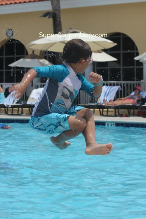 Ready to JUMP into another Fun-Filled day @kingandprince #KingandPrince #StSimonsIsland #ExploreGeorgia #FunVacation http://t.co/0R2jiHM0aM