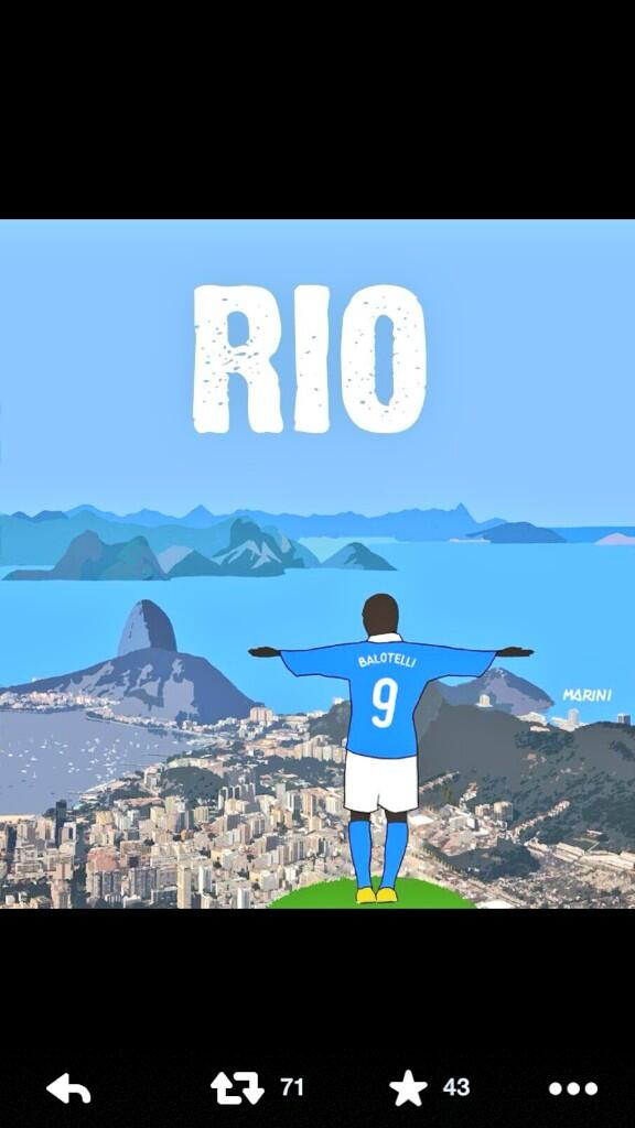All I can think about is this..... @FinallyMario @GliAzzurriNews Mario we believe in you!
