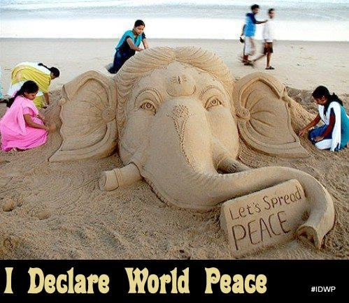 """@ianou_studi: ""@france_nouvelle: ((((( ☮ I Declare World Peace ☮ )))))) Do join http://t.co/4Z5JB5Hxu5 http://t.co/x12Brs1b61"""""