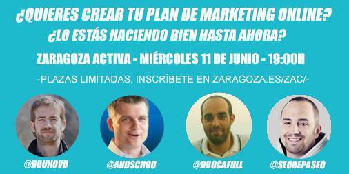Thumbnail for #planmarketingzgz | Taller |Zaragoza Activa|