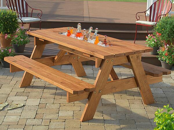 home depot picnic table The Home Depot on Twitter: