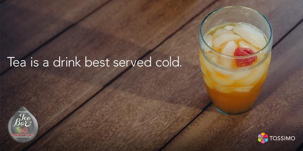 It's National Iced Tea Day! Celebrate with a refreshing TASSIMO TEA BAR Raspberry Iced Tea. http://t.co/HIIzzMi8K1