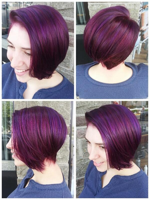 Studio Trio On Twitter Color Done By Katie Scrupleshair