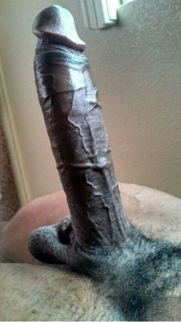 Big Black Juicy Cock