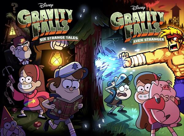 Alex Hirsch On Twitter Quot Check Out The Cover For Our