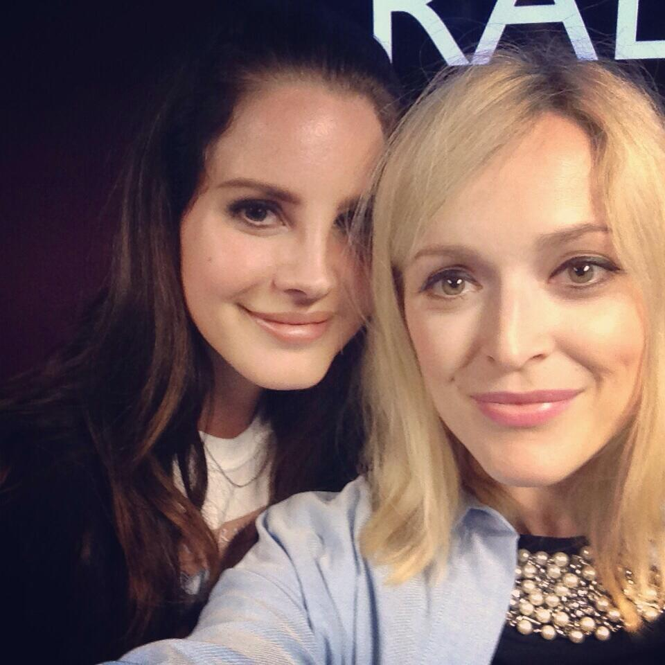 Such a special lady @LanaDelRey thanks for coming on the show. ❤️ http://t.co/3VN38m28Lu
