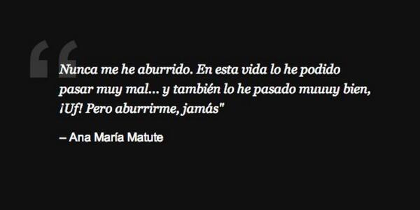 Aina Díaz Sur Twitter Elhuffpost Las Frases De Ana María Matute Sobre La Vida Y Los Gin Tonics Fotos Http T Co 9tisppri5o Http T Co Rzulo7327a