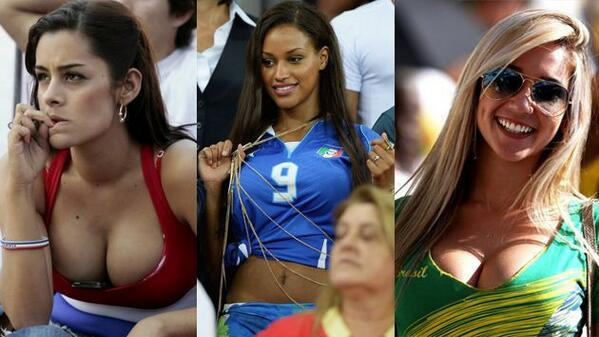 90min On Twitter Sexy Women At The World Cup Dont Mind If I Do