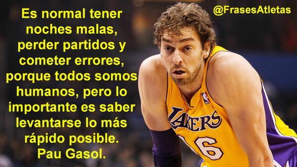 Frases Para Atletas у твіттері Es Normal Tener Noches