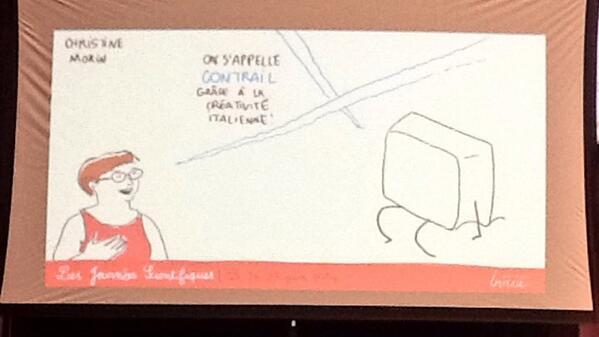#JSinria première session avec Christine Morin #Myriads @Inria_Rennes Zoom sur le cloud computing http://t.co/Y4XrxvfDyr