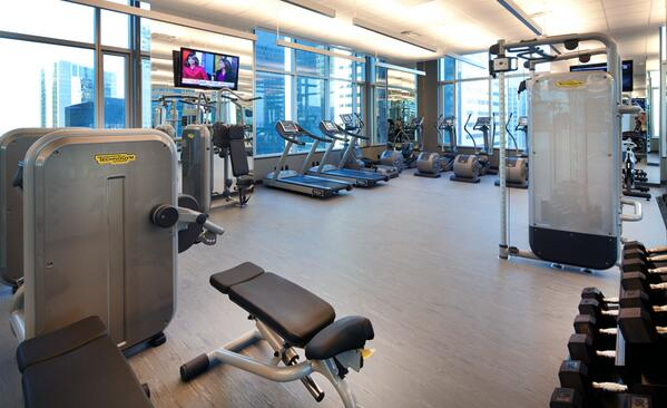 World Class Regis >> The St Regis Toronto On Twitter Our World Class Fitness