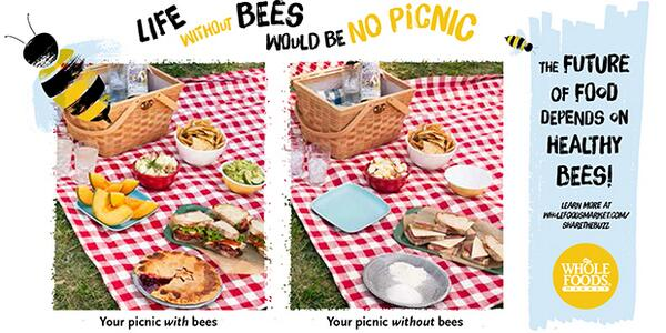 SAVEUR On Twitter Spons A World Without Bees Would Mean