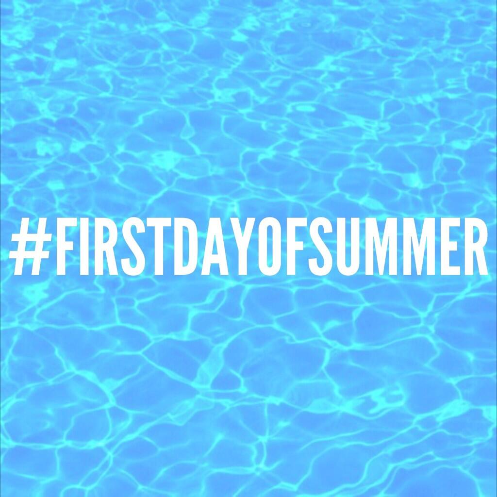 Yesterday was the #firstdayofsummer! What are your summer plans this year? http://t.co/0J7ZWw85Qz