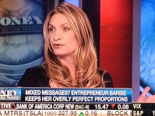 Did you catch @iamHeatherT on money w/ @MelissaAFrancis @FoxBusiness? Talking all things @yummiebyht! http://t.co/KLYpCI1c7X