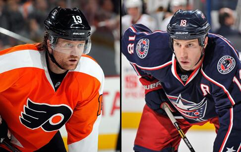 BREAKING: The #Flyers have acquired R.J. Umberger in exchange for Scott Hartnell. Details → http://t.co/U0D1lAUBwW http://t.co/E1setFk2yr