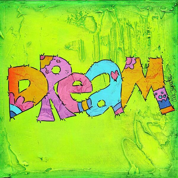 A #dream is a good place to start. Now, go out there and make it happen. ~@MelissaOnline #in @2morrowknight http://t.co/nrWvi00Dg1