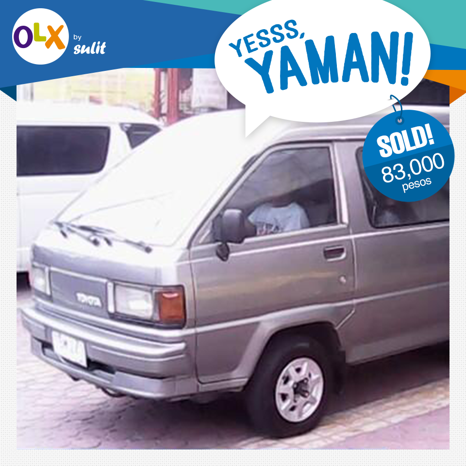 "OLX Philippines On Twitter: ""2nd Hand Toyota LiteAce Sold"