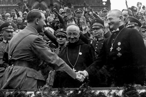 "Historrror on Twitter: ""6/23/1883 #Birth Ludwig Müller—Nazi Reich ..."