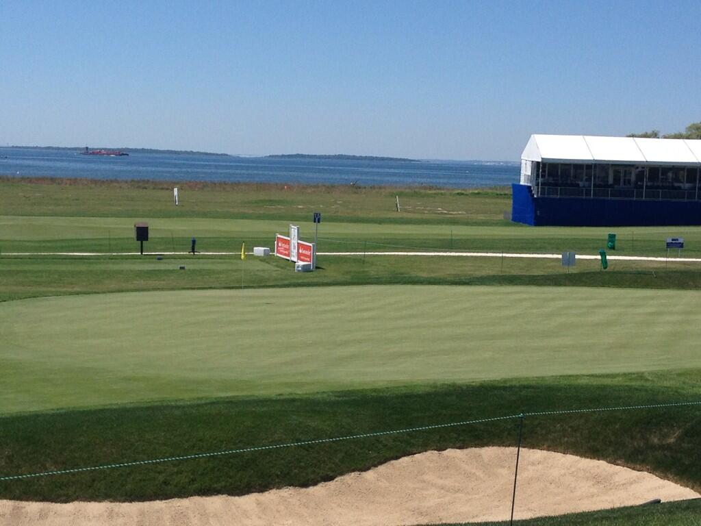 Twitter / KevinMcNamara33: A beautiful day at Rhode Island ...