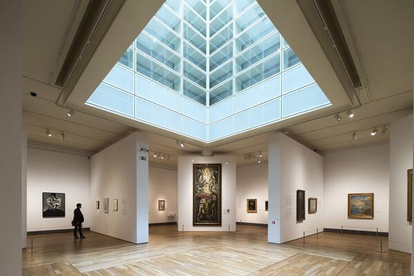 Vídeo: Así es la nueva exposición del @museodelprado 'El Greco y la pintura moderna' http://t.co/OfHRJvgts0 http://t.co/BQ2oCBYj7F