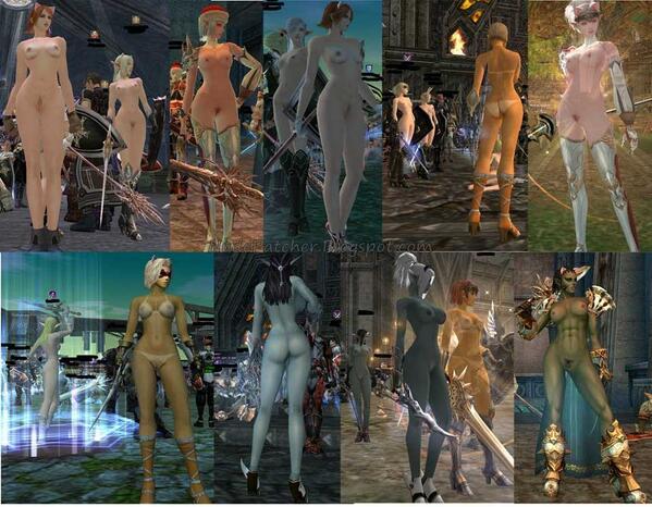 Lineage Ii Nude 6