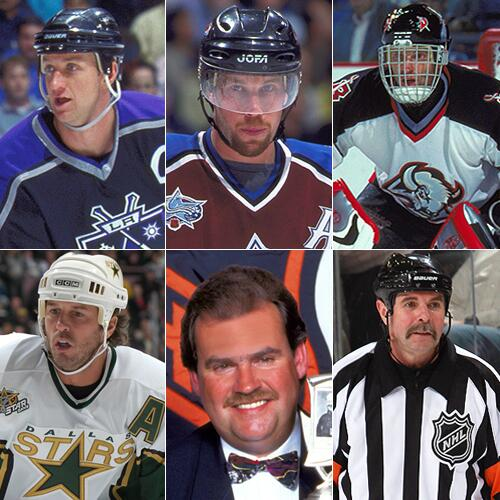Blake, Forsberg, Hasek, Modano, Burns & McCreary elected to the Hockey Hall of Fame. http://t.co/fLoPmeu2RP http://t.co/Ky1nteCyD5