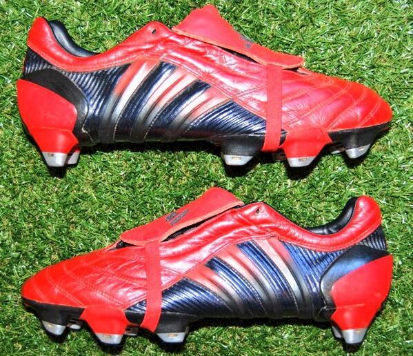 fcf892a11ae0 ... real studsup on twitter adidas predator pulse sg football boots uk size  9 ebay link t