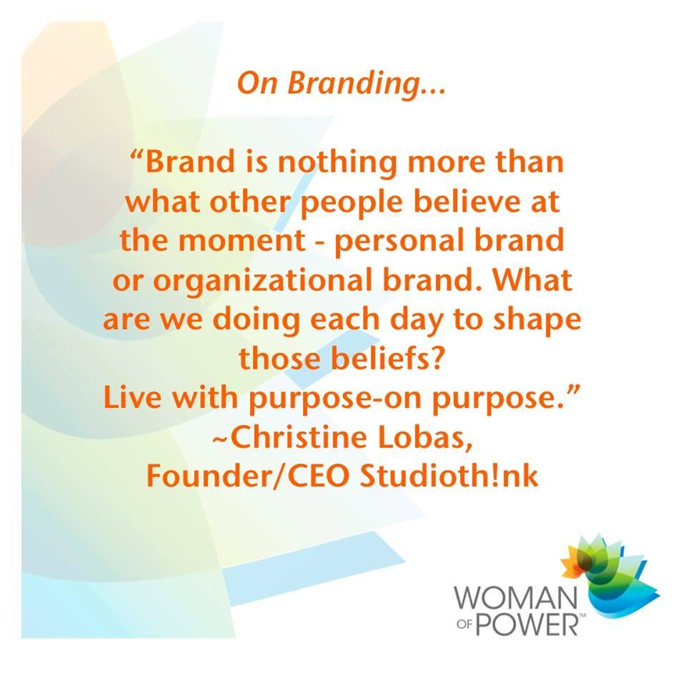 Twitter / WoPNetwork: #Branding is more personal ...