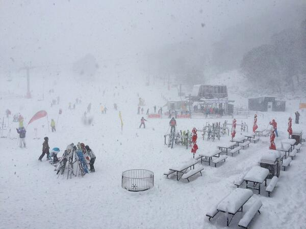 Apparent temperature of about -20 here at Thredbo #blizzard http://t.co/0aHUFTiBji