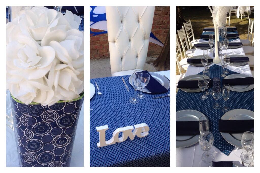 Nuel Lifestyle Concepts On Twitter A Shweshwe Inspired Wedding