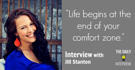 """Life begins at the end of your comfort zone."" - @Clark_Jill  http://t.co/FXufEmPm0R http://t.co/zXmhVAYJ5h"