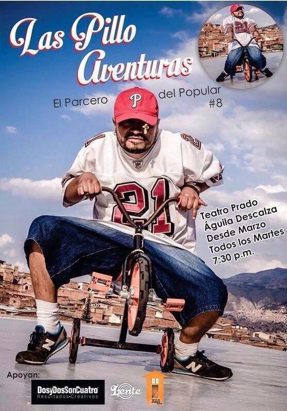 ¿Quieres ir mañana a ver a @ElParcerodel8 en el Águila Descalza? Es fácil http://t.co/HuEM5gLuKz http://t.co/Y8oYYJbEnn
