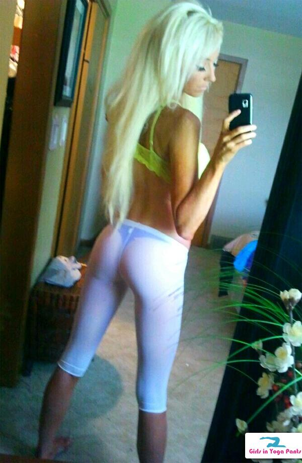 Videoporno Hot Girls In Yoga Pants And Thong