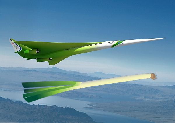 NASAが開発中の超音速旅客機があまりにも長ネギだったというのを見て並べてみた。 pic.twitter.com/ETHfXVM8Wk